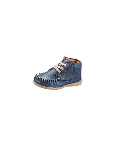 Sapatos Bellybutton Couro Azuis Sapatos Botas Meninos De Walker OqSwP5q