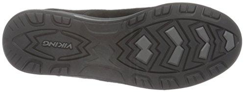 Viking Sigrun, Bottes mi-hauteur non doublées femme Noir - Schwarz (Black 2)