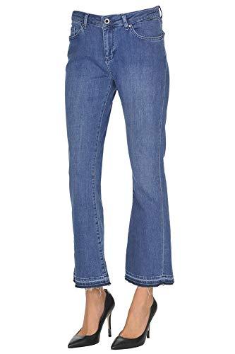 7 For All Mankind Luxury Fashion Damen MCGLDNM000005043E Blau Jeans | Jahreszeit Outlet