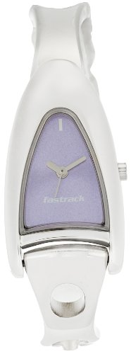 Fastrack Core Analog Purple Dial Women's Watch - NE2262SM02 image