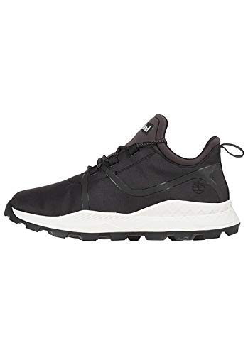Timberland Brooklyn Fabric Oxford Shoes Herren Jet Black Schuhgröße US 9,5 | EU 43,5 2019 Schuhe