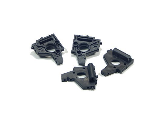 HPI RACING SPRINT 2 SPORT FLUX FRONT AND REAR BULKHEAD BULK HEAD SET by ICB Hobbies (2 Hpi Sprint Racing)