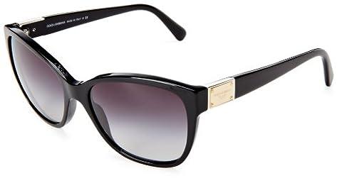 Dolce & Gabbana LOGO PLAQUE (DG4195 501/8G 56)