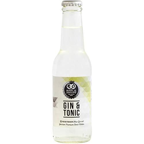Marc & Philipp 12 x 0,2l, Gin Tonic