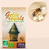 Gelée Royale bio - 20 Ampoules 1500mg 10ml