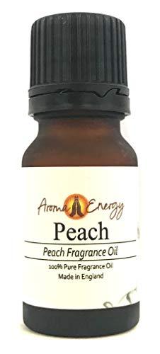 Aroma Energy Pure Duftöl Range (ideal für Aromatherapie, Ölbrenner, Diffusor, selbstgemachte Herstellung, Potpourri, Kerze, Seife, Kosmetik, Schleim, Badebombe, Lufterfrischer)