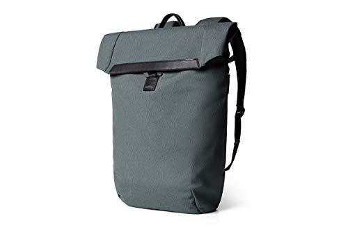 """Bellroy Shift Rucksack, wasserabweisender Rucksack (für 15\"""" Laptops, Trinkflaschen, Wechselkleidung, Alltagsdinge) Moss Grey"""