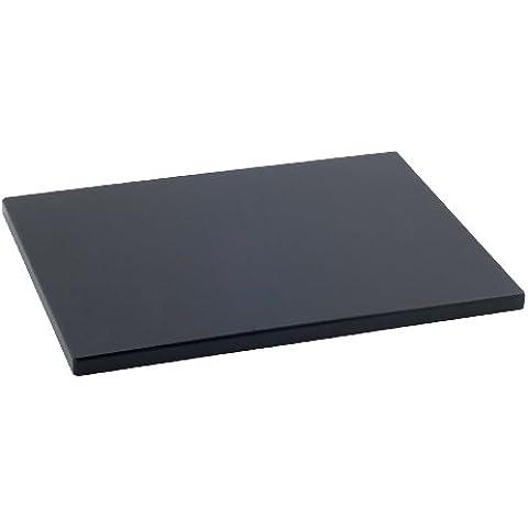 Metaltex 73381538 -  Tabla de polietileno, 38 X 28 X 1.5 centímetros, color negro