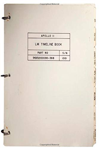 e Book: Apollo 11 Lunar Module Book Journal Notebook ()