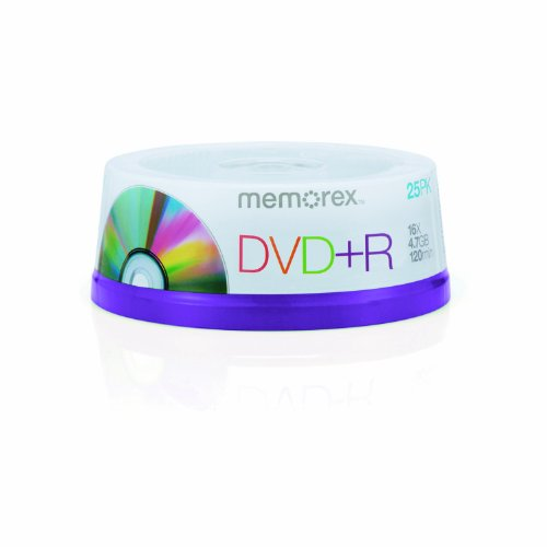 memorex-professional-mrx-dvd-r-47gb-16x-25er-pack-cakebox-dvd-rohlinge