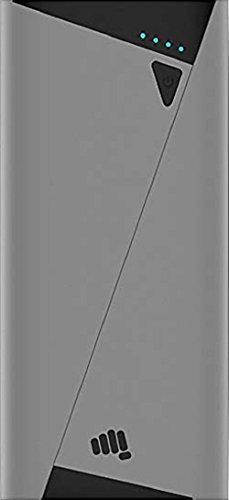 Micromax 10400 mAh Power Bank (Grey) (PBAPB1041GRB)