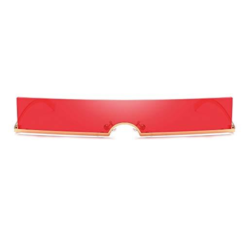 YULAND Unisex Retro Vintage Sonnenbrille Im Angesagte, Vintage Sonnenbrillen Für Den Eyewear Look