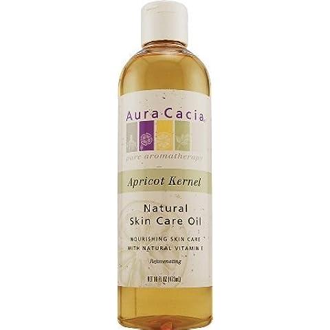 Apricot Kernel Pure Skin Care Oil-480 ml Brand: Aura Cacia by Aura (Aura Cacia Apricot Kernel Oil)