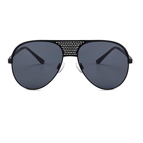 AAMOUSE Sonnenbrillen Die neuesteitalienische Schwarze Pilotensonnenbrille spiegeltVintage Retro er Gläser Frau Rosegold Rosensilber wider