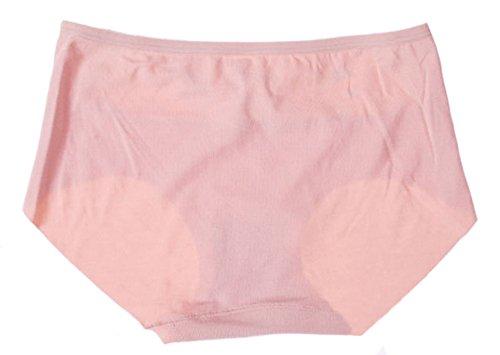 6er PACK Damen Panties Hipster BAUMWOLLE Unterhose Spitzendetails Schwarz
