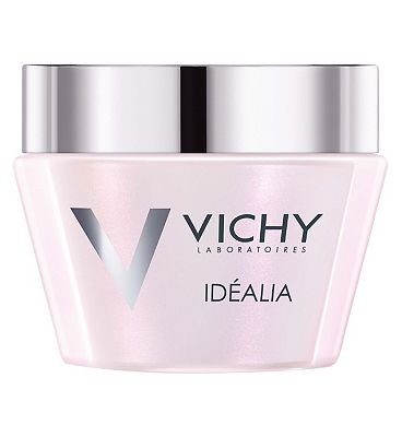 Vichy Idealia Smoothing and Illuminating Cream For Normal to Combination Skin 50ml
