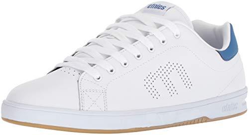 Etnies Herren Callicut LS White/Blue/Gum 44 EU M -