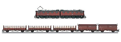 Märklin 26805 - Schwedenzug mit Dm SJ, Fahrzeuge