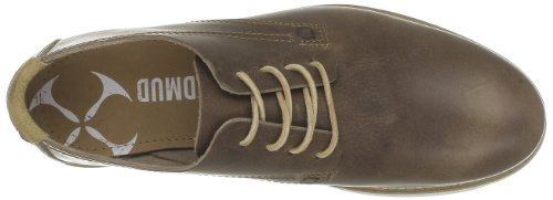 Goldmud Coral 6553, Chaussures à lacets hommes Marron (Tampa Nut)