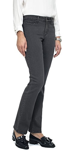 NYDJ Marilyn Straight en premium denim Grayling