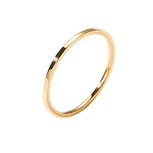 WZYMNJZ Knuckle Ring Set Rose Gold Silber Überzogene Ringe Für Frauen Männer Verlobungsring Schmuck Damen Paar Hochzeit Ringe Weibliches Geschenk -