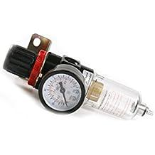 EULAGPRE AFR2000 Regulador de Presión de Aire Separador de Agua Filtro Compresor de Filtro