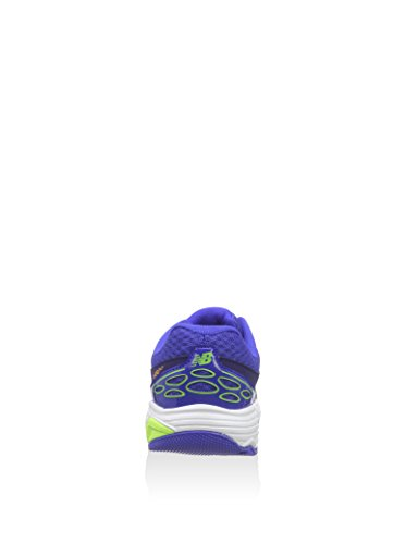 New Balance 680v3, Baskets Basses Mixte Enfant Bleu