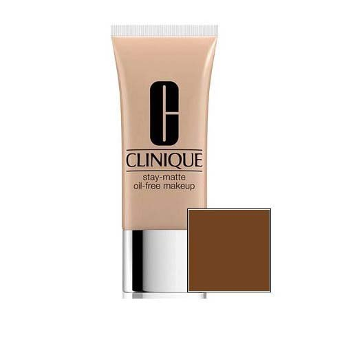Clinique Stay-matte Oil-free Smooth, Natural-looking Makeup Foundation - Stays Fresh (28 Clove) by Illuminations