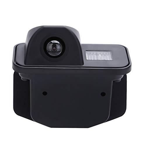 Rückfahrkamera in Kennzeichenleuchte Einparkhilfe Fahrzeug-spezifische Kamera integriert in Nummernschild Licht für Toyota Corolla/Tarago/Previa/Wish/Aiphard (2010 Nummernschild Corolla)