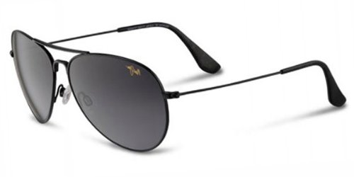 Maui Jim Sonnenbrille (Mavericks GS264-02 61)