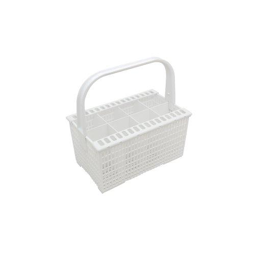 AEG 50266728000 Blanco Corbero Electrolux Tricity Bendix Zanussi Panier à couverts pour lave-vaisselle