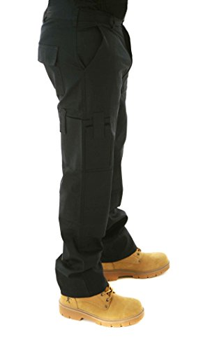 BWM - BUILDER WORKER MECHANIC Mens Cargo Work Trousers Size 28 to 52 ... 88a80898a3f0