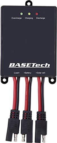 Basetech 10 A LADEREGLER FÜR AMORPHE SOLARMODULE