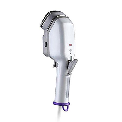 Garment Ironing Machine Plus-Hand-Garment Steamer Mit Beheizter Platte, Vertikal Und Horizontal Dampfend