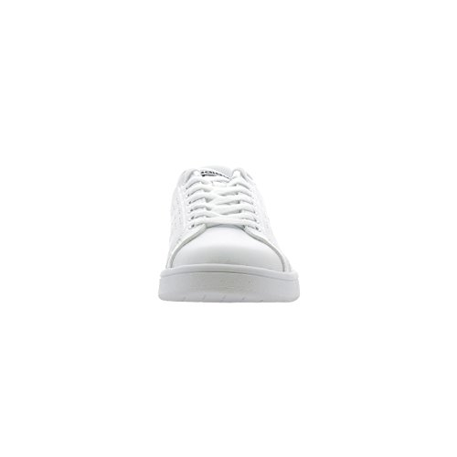 adidas Herren Cf Advantage Cl Sneakers Weiß (Footwear White/footwear White/collegiate Navy)