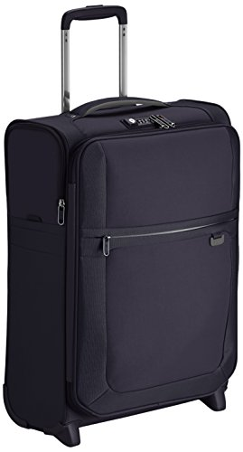 Samsonite Uplite Upright 55/20 Equipaje de Mano, 40 cm, 41 litros, Color Azul