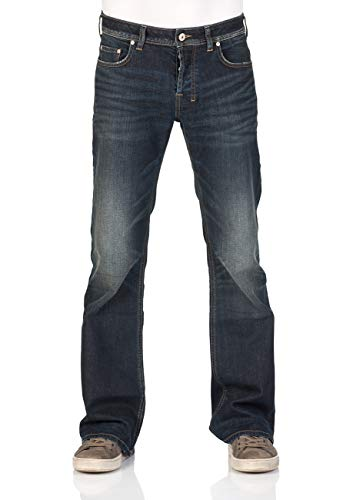 Tiefer Bund (LTB Herren Jeans Tinman - Bootcut - Murton Wash, Größe:W 33 L 30)