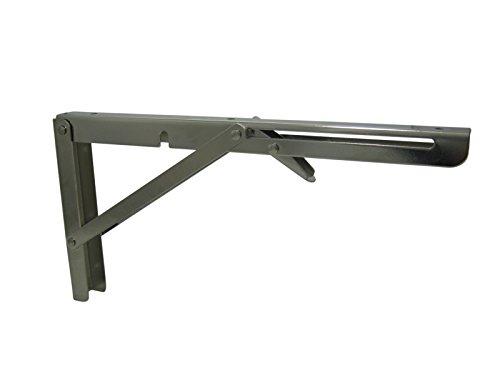 Klappwinkel Klappkonsole Winkel Regal Regalwinkel Regalträger Konsole 300x160mm SAMWERK®