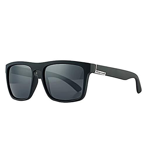 QYEND Herren Polarized Sonnenbrillen, Reitsport Sonnenbrillen, Anti-UV Driving Mirror, Tag und Nacht Sonnenbrillen,D