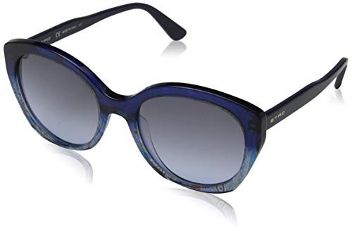 Etro et658s 426 54, occhiali da sole donna, blu (bluee paisley)