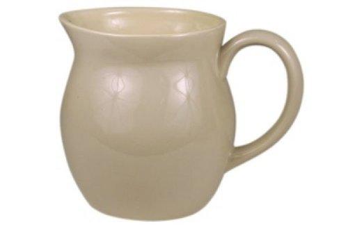 Großer Krug Kanne Wasserkanne Milchkanne Keramik 'Latte' IB Laursen - Groß Krug