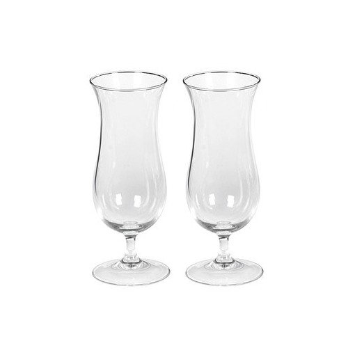 2er Set Cocktailglas Spirits Hurricane