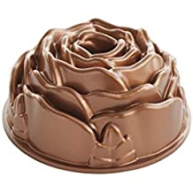 NordicWare 54148 Rose Bundt Cake Molde