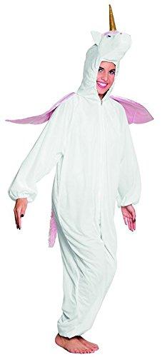 NEU Kinder-Kostüm Einhorn, weiß, (Magische Einhorn Kostüme)