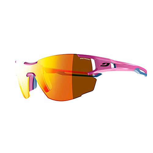 Julbo Aerolite Sonnenbrille Damen, damen, Aerolite, rosa / blau, one size Preisvergleich