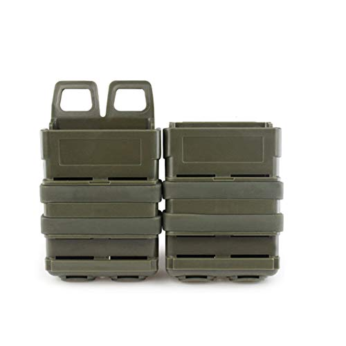 Nai-Style Tactical Toolbox ABS Plastic Storage Box Outdoor Sundries Tool Organizer Molle System Attachment -
