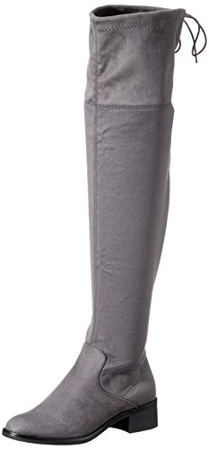 s.Oliver Damen 25527 Stiefel, Grau (Grey), 39 EU