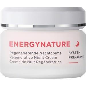 Annemarie Börlind Energy Nature Regenerierende Nachtcreme, 50 ml -