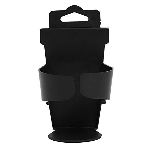 Ahomi Car Drinks Cup Holder Mount Car Door Front Seat Cup Drink Holder (Black) -