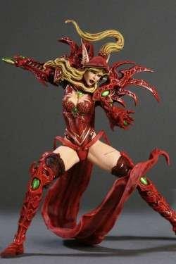 Figuras - World Of Warcraft: Blood Elf Rogue (Valera) 1